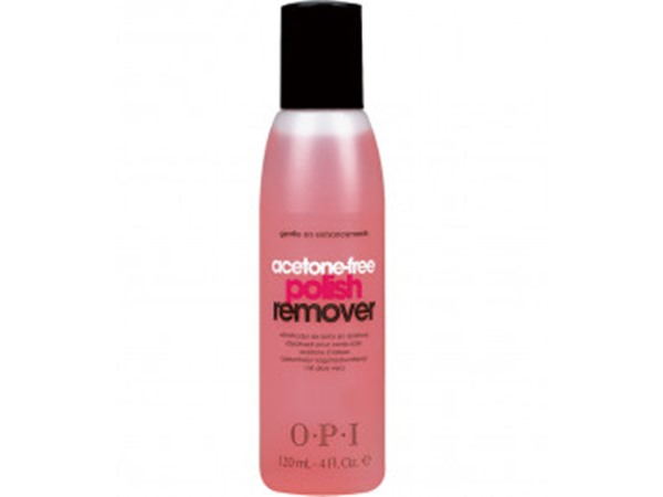 Acetone Free Nail Polish Remover
