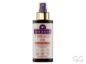 3 Miracle Oil Reconstructor for Damaged Hair