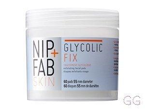 Glycolic Fix Exfoliating Facial Pads