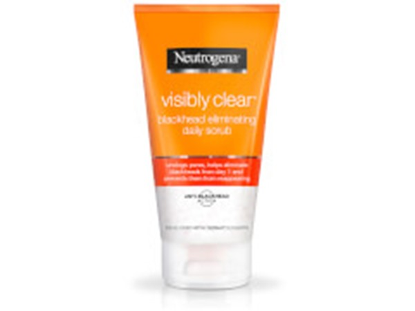Neutrogena Visibly Clear Blackhead Daily Scrub
