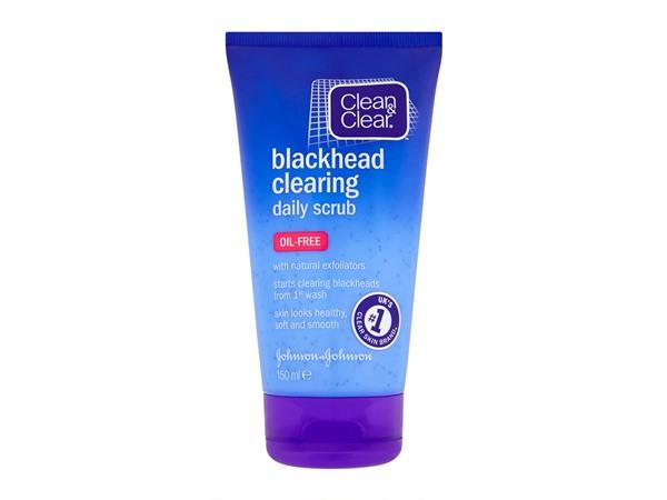 Blackhead Clearing Oil-Free Daily Scrub