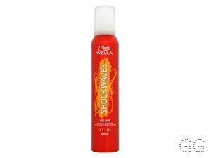 Ultra Strong Heat Defence Volumising Mousse
