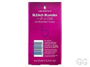 Bleach Blondes Hot Shots 4 x