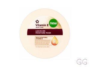 Superdrug Vitamin E Leave On Mask