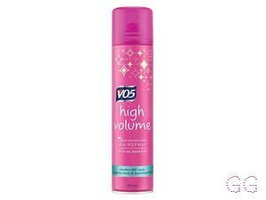 Strong Hold Weather Resistant Hairspray