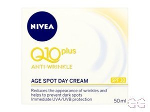 Nivea Visage Visage Q10 Anti-Wrinkle Age Spot Day Cream