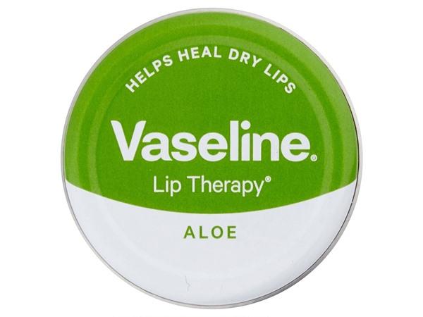 Lip Therapy with Aloe Vera