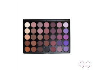 35 Colour Eye Shadow Palette