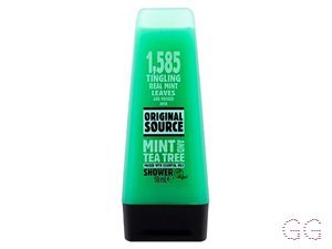Tea Tree and Mint Shower Gel