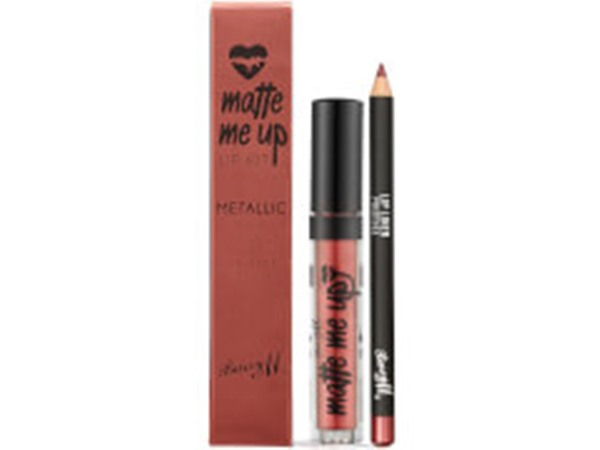 Matte Me Up Lip Kit