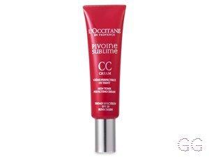 L'Occitane en Provence  Pivoine Sublime Cc Skin Tone Perfecting Cream