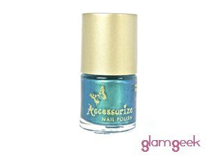 Accessorize Nail Polish Rock Star