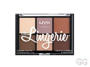 NYX Lingerie Shadow Palette