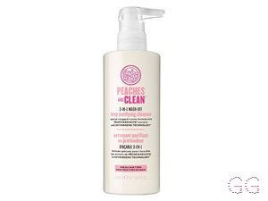 Peaches and Clean™ 3-in-1 Wash-off Deep Purifying Cleanser