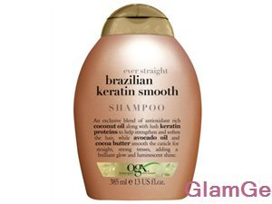 Ever Straight Brazilian Keratin Therapy Shampoo