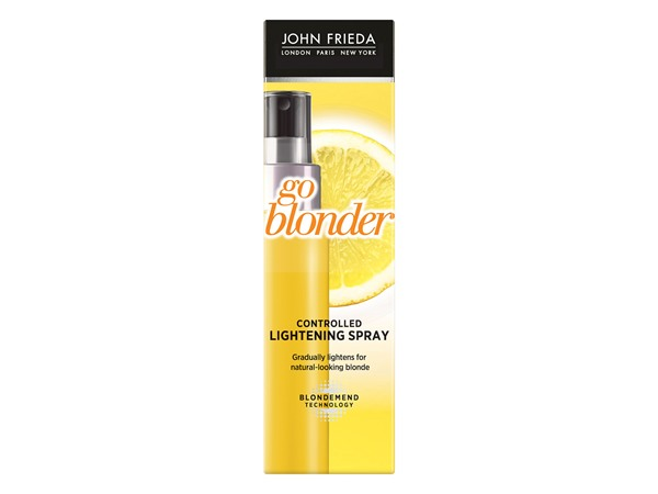 Sheer Blonde Go Blonder Lightening Spray