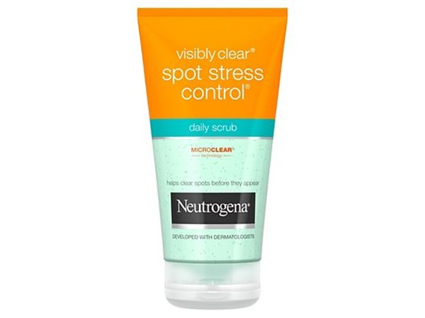 Visibly Clear Stress Control Daily Scrub
