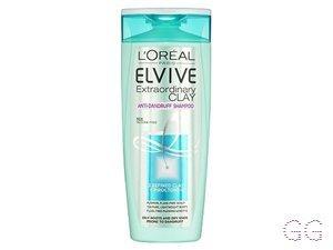 Elvive Extraordinary Clay Anti-Dandruff Shampoo