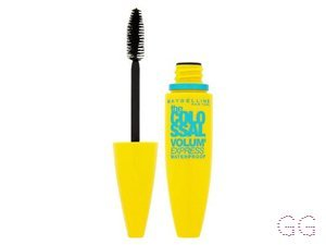 Mascara Colossal Go Extreme Waterproof Very Black