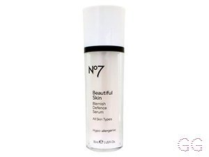 NO7 Beautiful Skin Blemish Defence Serum
